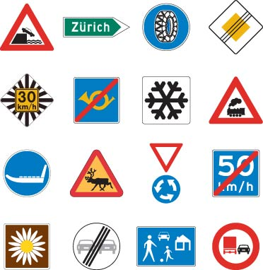 OS2 Volume 2: Highway Signs International UNCRT